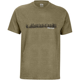 Marmot Forest SS Tee Men olive heather